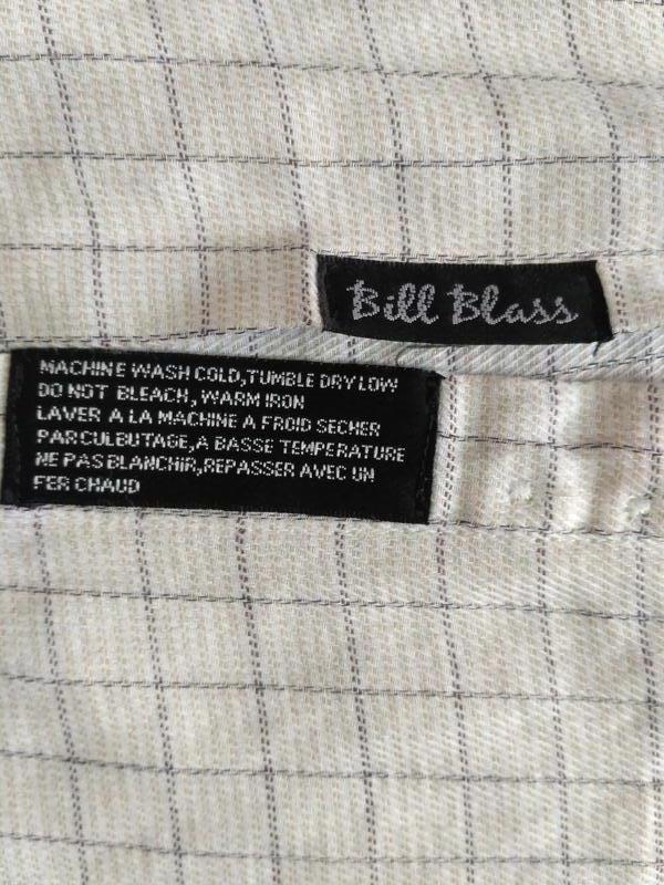 Распродажа рубашек! рубашка в клетку с длинным рукавом - Фото 5