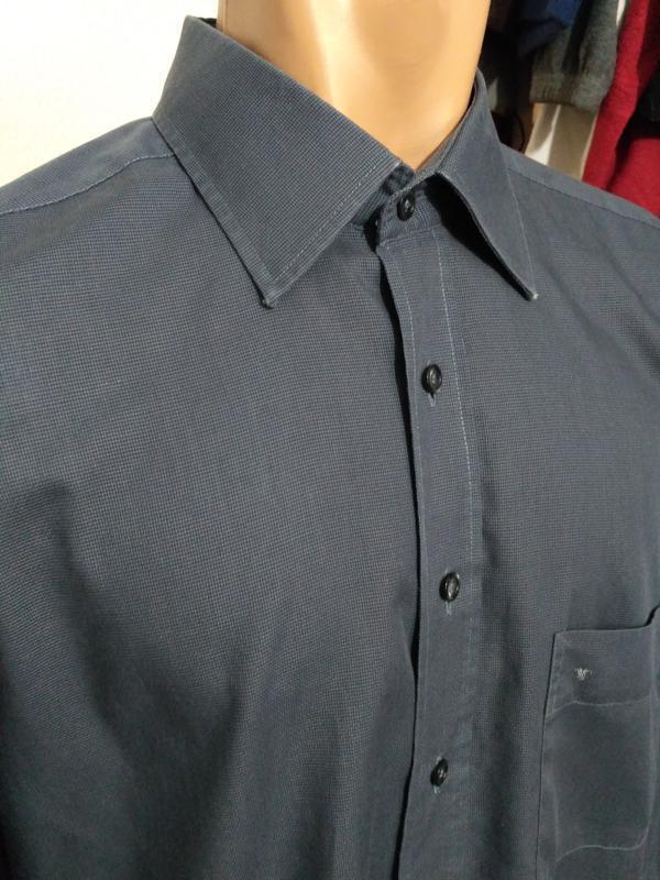 Распродажа рубашек! серая рубашка с длинным рукавом