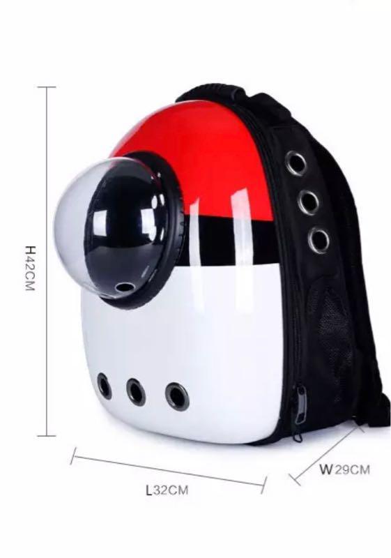 Космический рюкзак сумка для переноски перевозки животных кота со