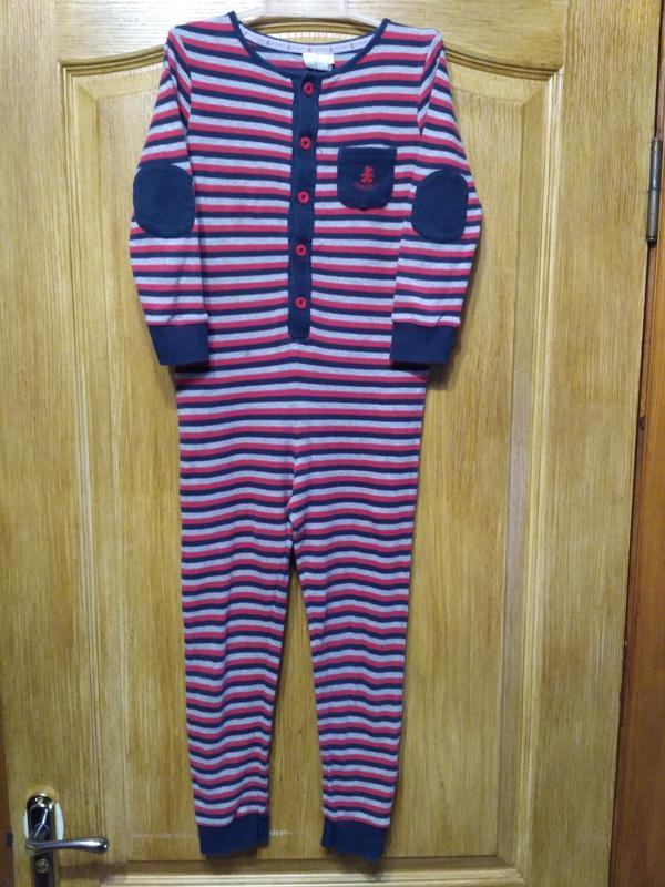 Трикотажный человечек, кигуруми, пижама