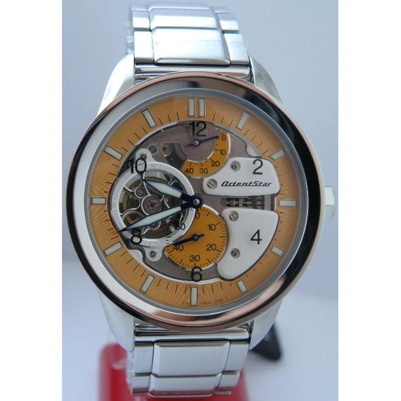Часы мужские механические водонепроницаемы ориент Orient YFH03002