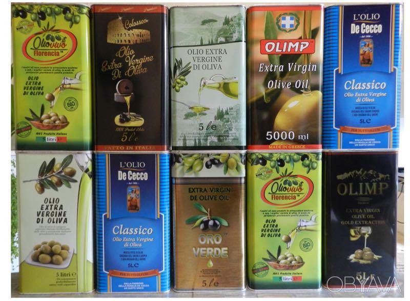 Масло оливковое опт