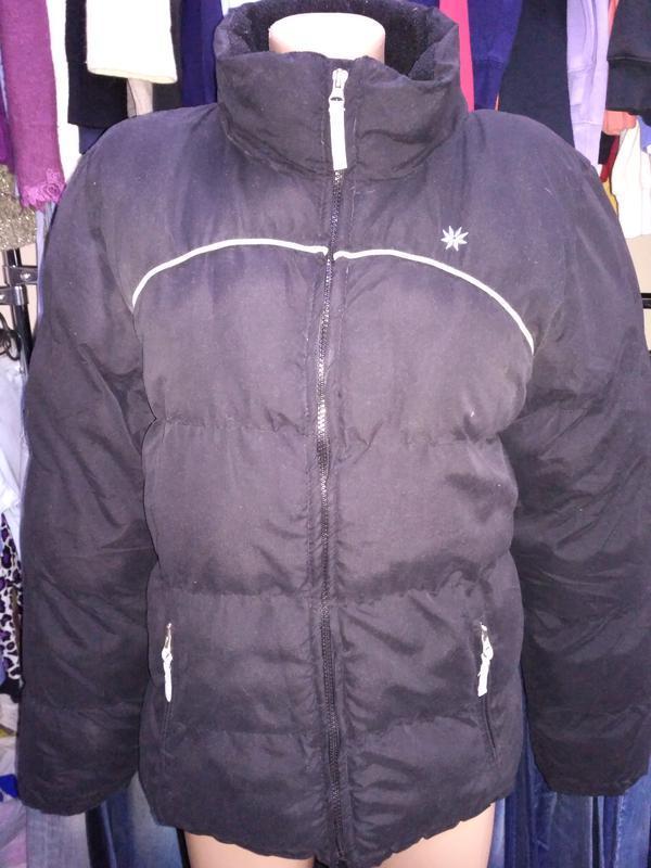 Зимняя тёплая куртка identic размер s