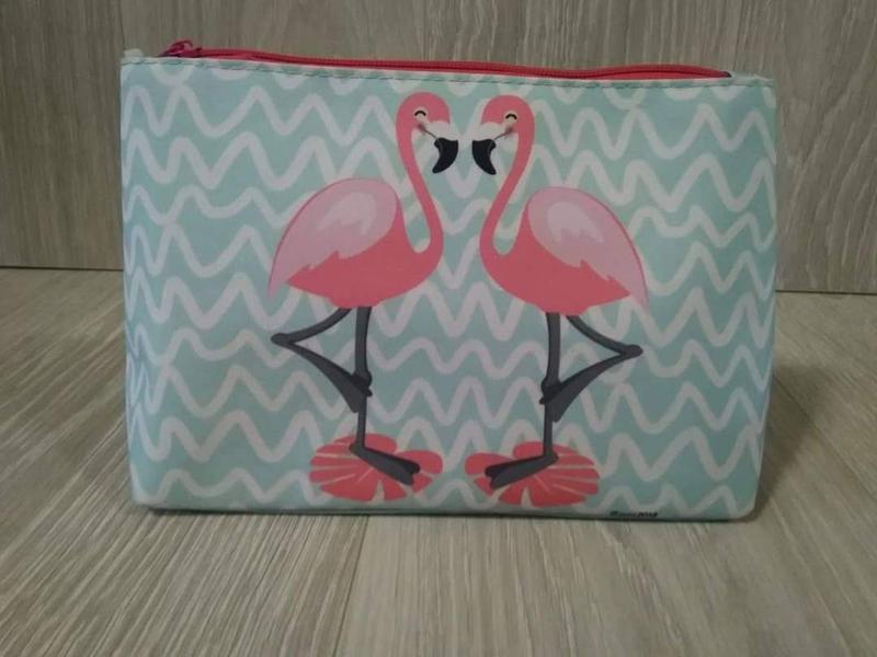 Косметичка женская 22х16см сумка для косметики - Фото 2