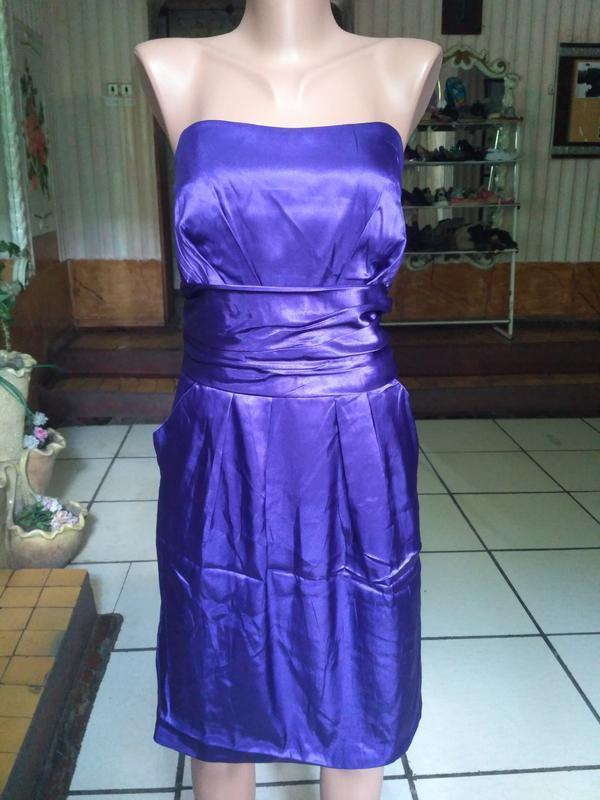 Нарядное платье бюстье, 16 размер