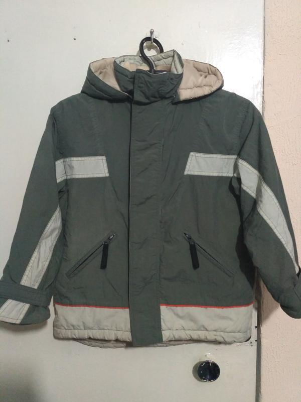 Куртка на рост 128-134 см