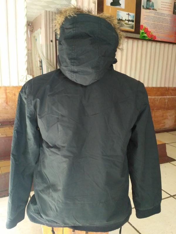 Демисезонная куртка размер м - Фото 2
