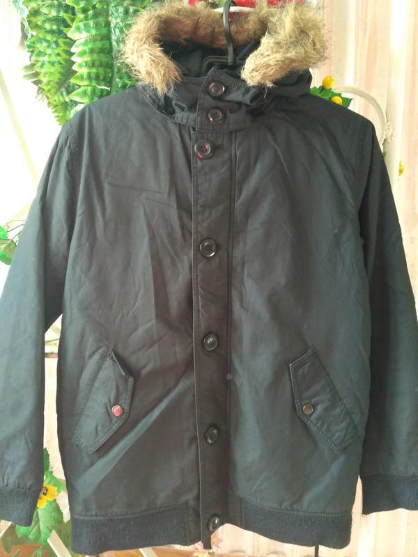 Демисезонная куртка размер м - Фото 3