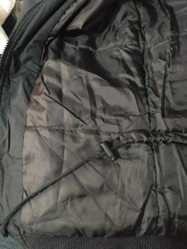 Демисезонная куртка размер м - Фото 5