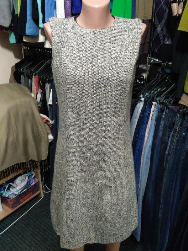 Тёплый сарафан, платье