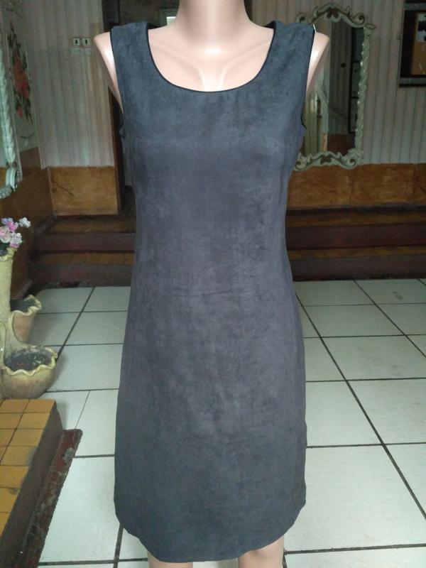 Велюровое платье, сарафан под пиджак