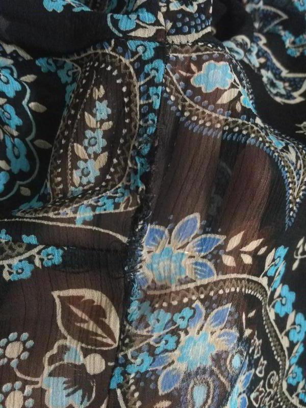 Шифоновая блузка размер l - Фото 5