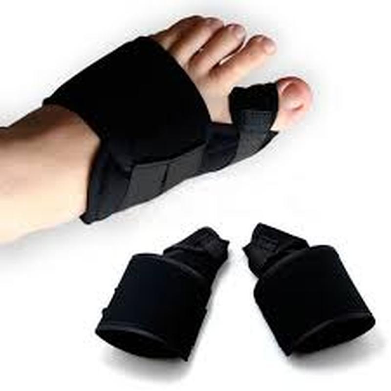 Бандаж-шина для отведения большого пальца стопы