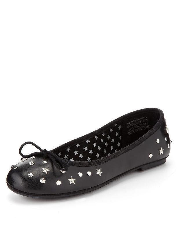 Новые туфли балетки m&s