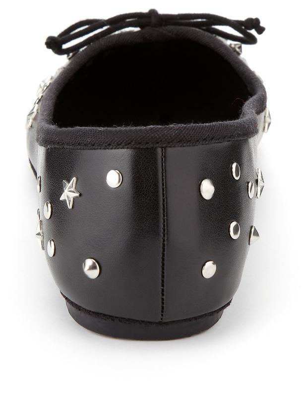 Новые туфли балетки m&s - Фото 3