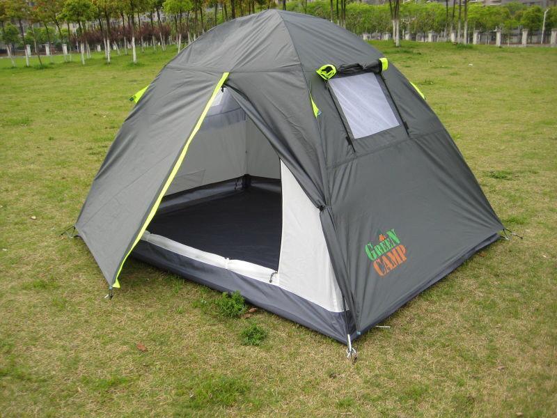Палатка 2-х местная Green Camp 1001