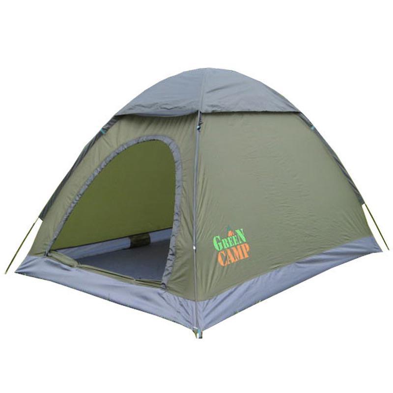 Палатка 2-х местная Green Camp 3005.