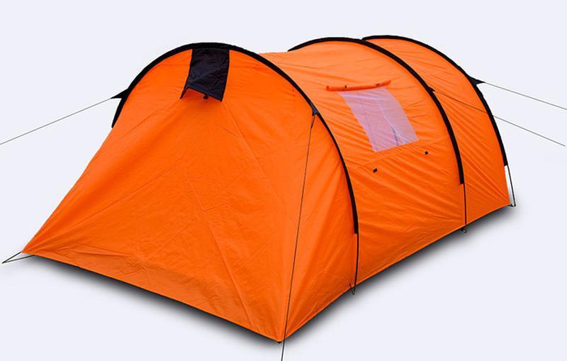 Палатка 3-х местная Coleman 1908 - Фото 4