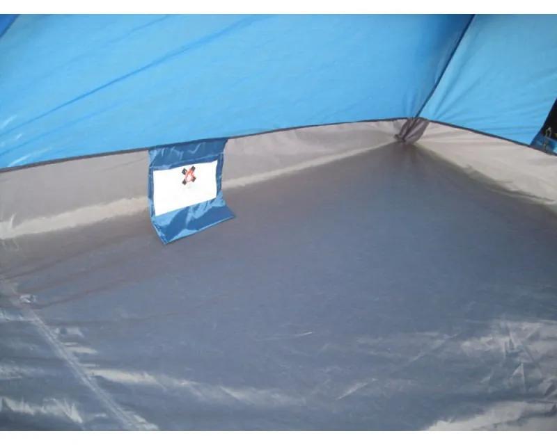 Палатка 3-х местная Green Camp 1831 ( автомат ) - Фото 4