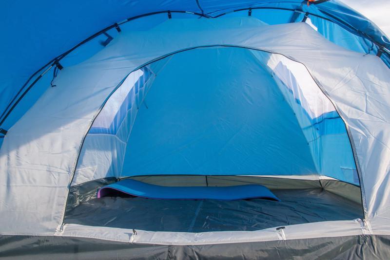 Палатка 4-х местная Coleman 1009. - Фото 3