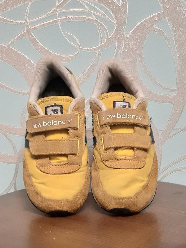 Оригинальные кроссовки детские new balance 410 - Фото 6