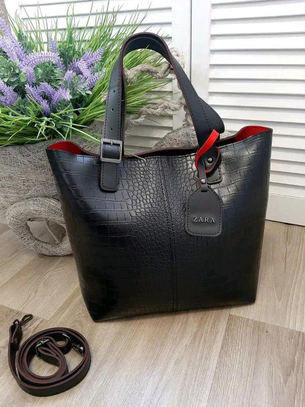 Женская сумка зара - Фото 5