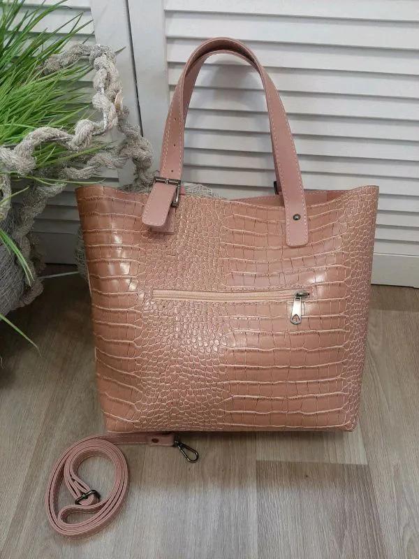 Женская сумка зара - Фото 8