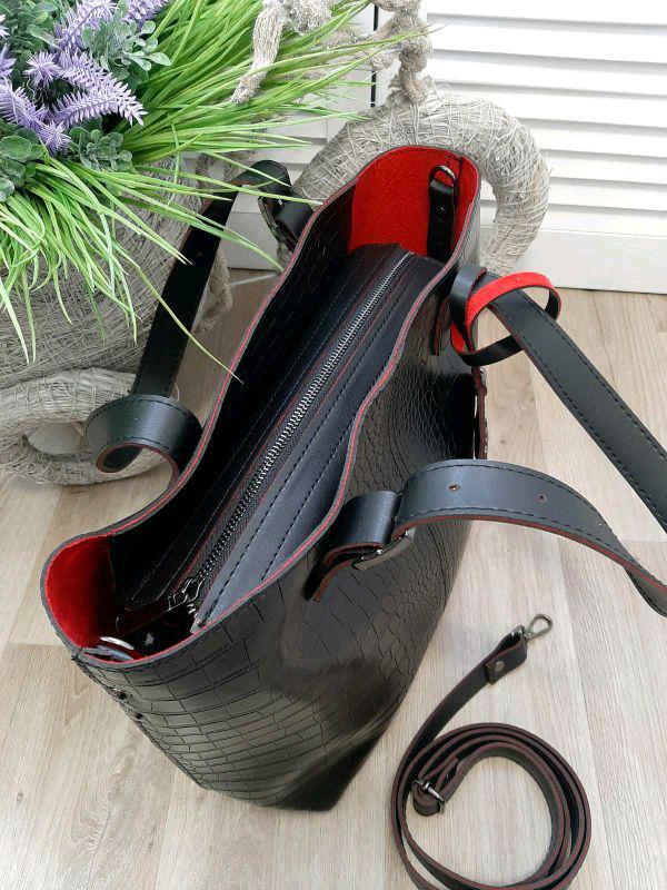 Женская сумка зара - Фото 10