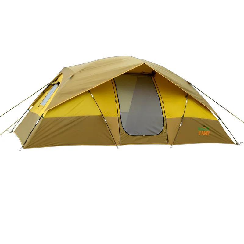 Палатка 4-х местная Green Camp 1100.