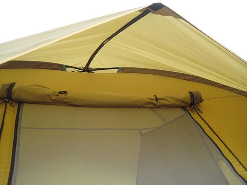 Палатка 4-х местная Green Camp 1100. - Фото 8