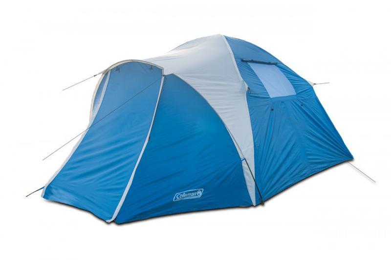Палатка 4-х местная Coleman 1004. - Фото 2