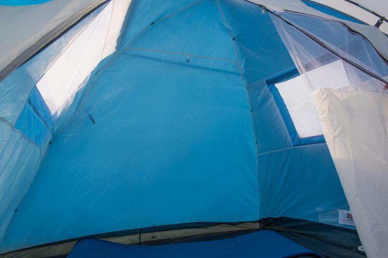 Палатка 4-х местная Coleman 1004. - Фото 3