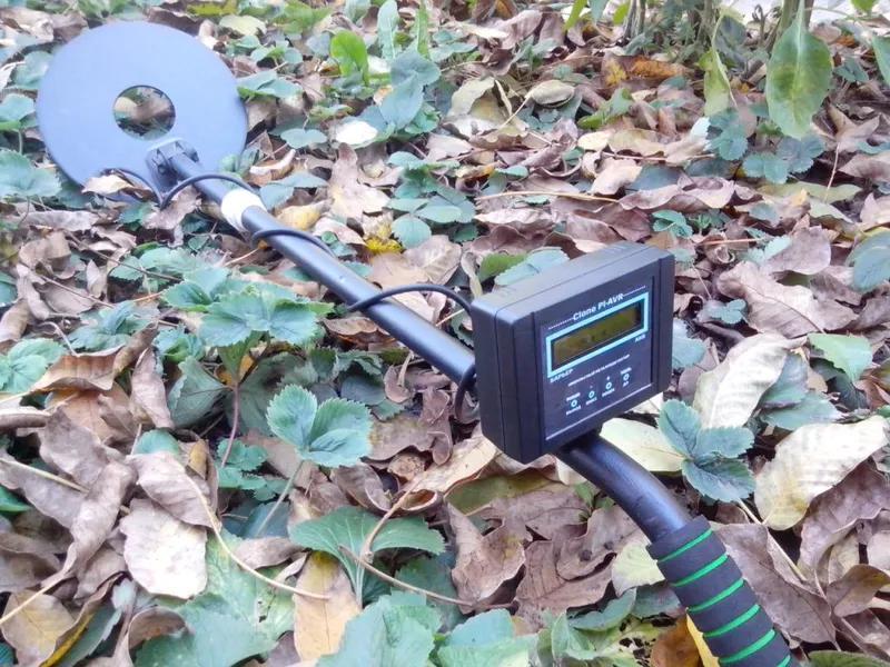 Продам глубинный металлоискатель Clone PI AVR-M с катушкой,рамкой - Фото 6