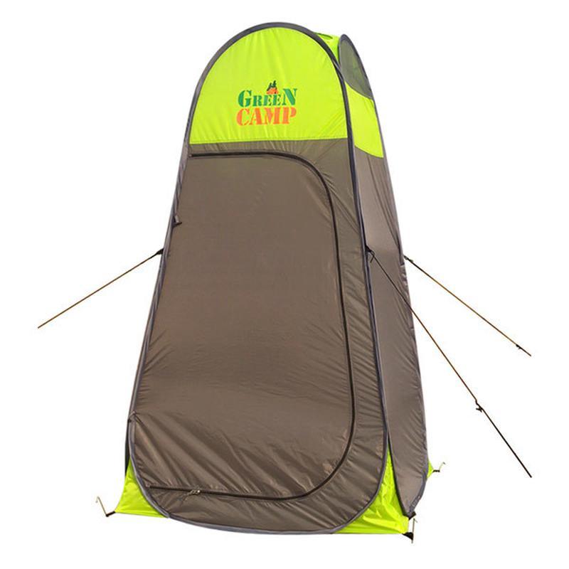 Палатка-душ Green Camp 20, 110х110х190 см