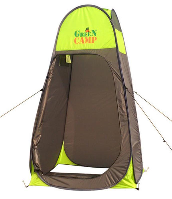Палатка-душ Green Camp 20, 110х110х190 см - Фото 2