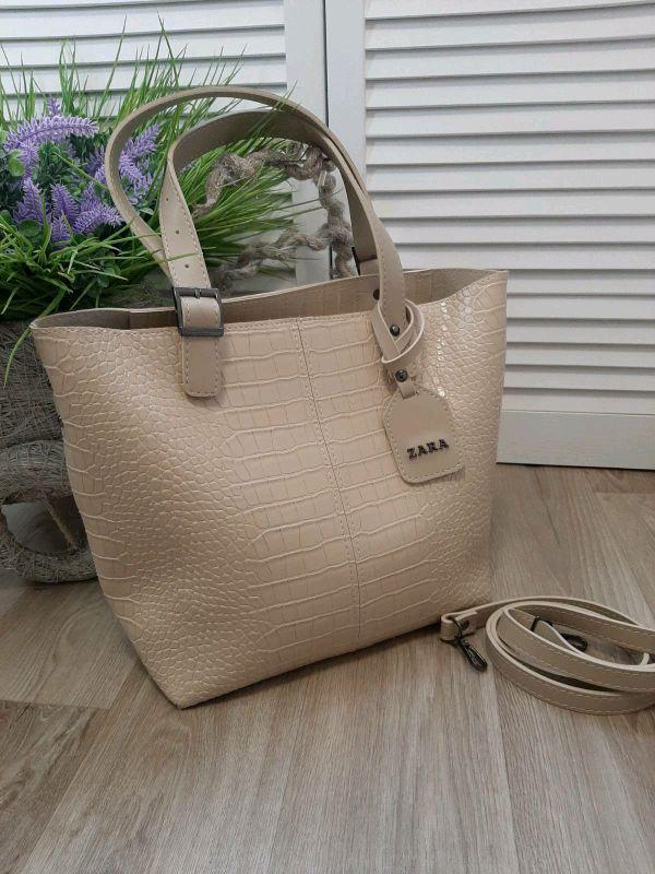 Женская сумка зара - Фото 4