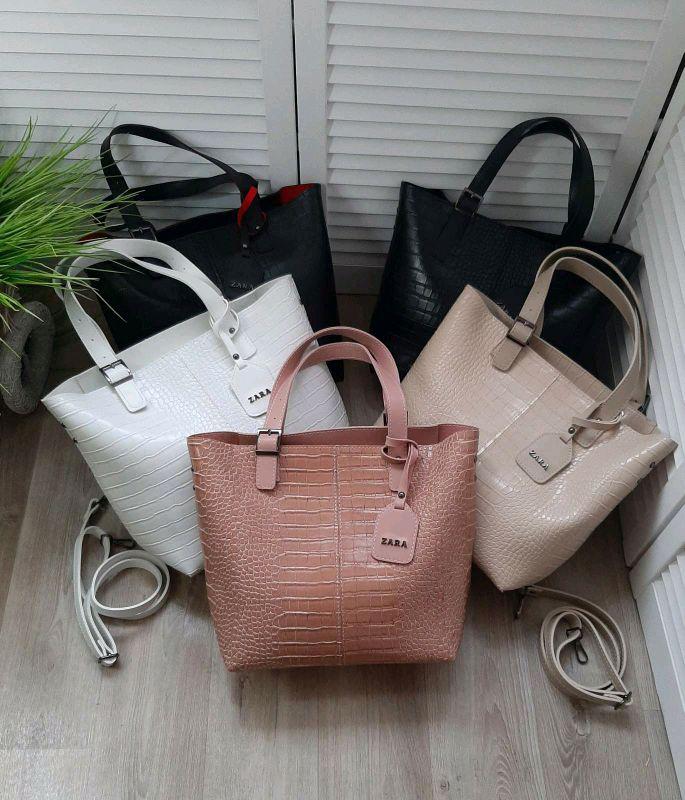 Женская сумка зара - Фото 6