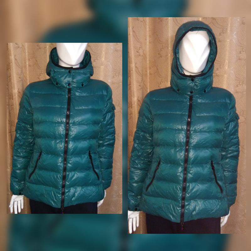 Moncler bady giubbotto пуховик куртка оригинал riri размер 3 ,...