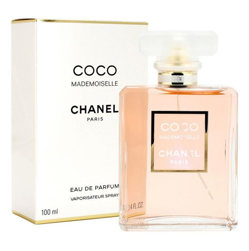 Chanel Coco Mademoiselle 100 ml EDP (lux)