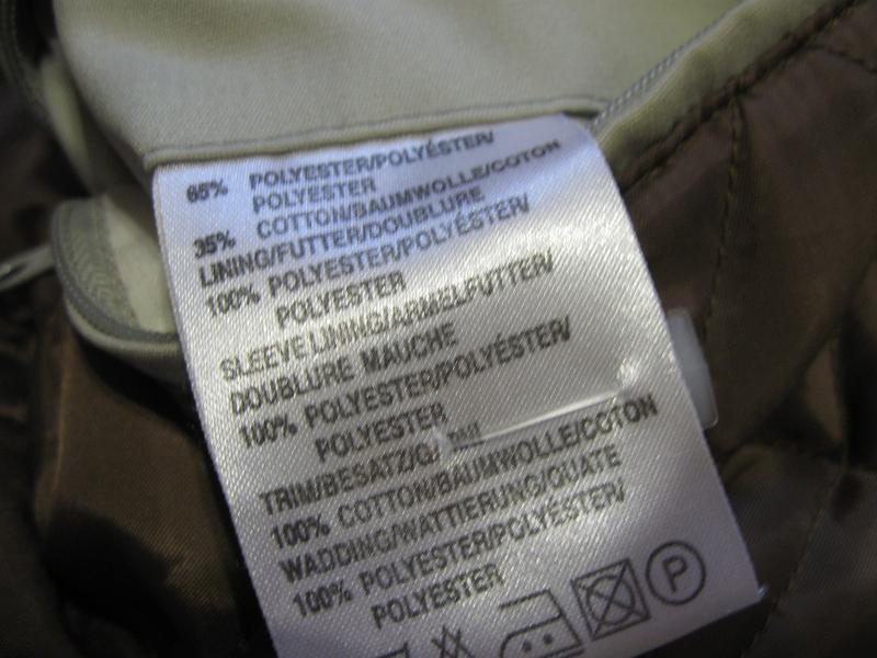 Мужская куртка dannimac р.52-54 демисезонная - Фото 3