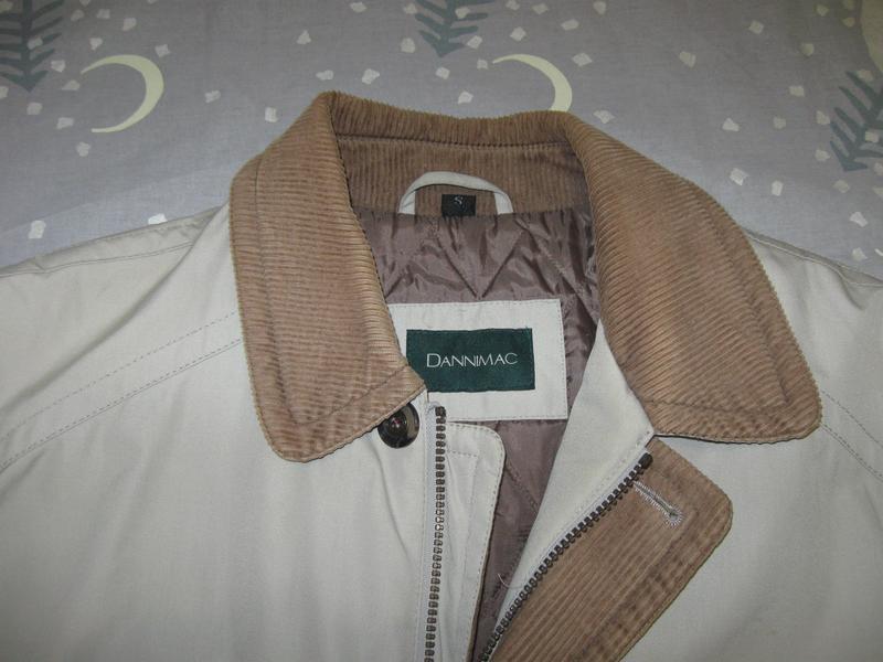 Мужская куртка dannimac р.52-54 демисезонная - Фото 6