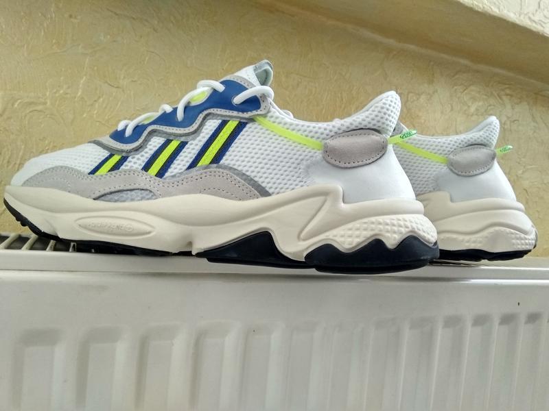 Кроссовки adidas originals ozweego (40.5р.) оригинал -20% - Фото 3