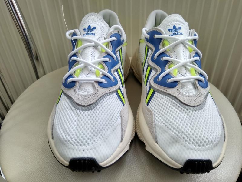 Кроссовки adidas originals ozweego (40.5р.) оригинал -20% - Фото 4