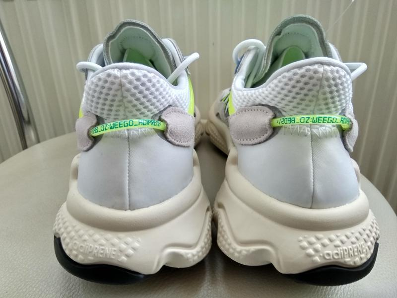 Кроссовки adidas originals ozweego (40.5р.) оригинал -20% - Фото 5
