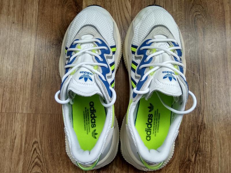 Кроссовки adidas originals ozweego (40.5р.) оригинал -20% - Фото 6