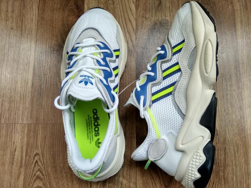 Кроссовки adidas originals ozweego (40.5р.) оригинал -20% - Фото 7