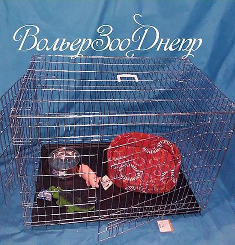 """Клетка для собак 116x77x86см """"Croci""""(кросси, кроучи, вольер, и..."""