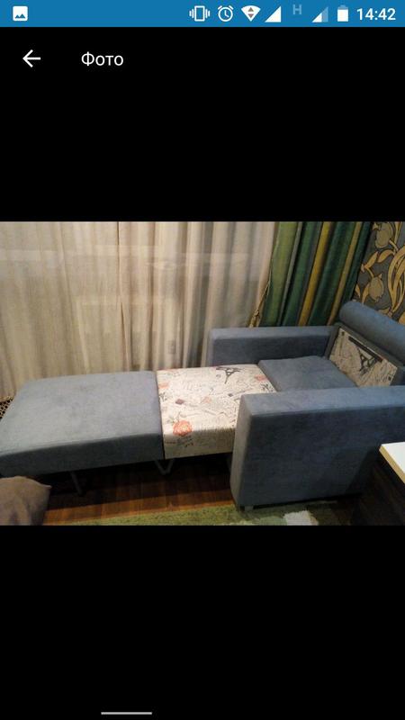 Крісло розкладне - Фото 3