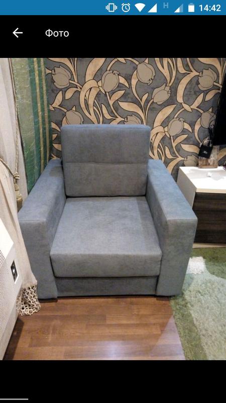 Крісло розкладне - Фото 2