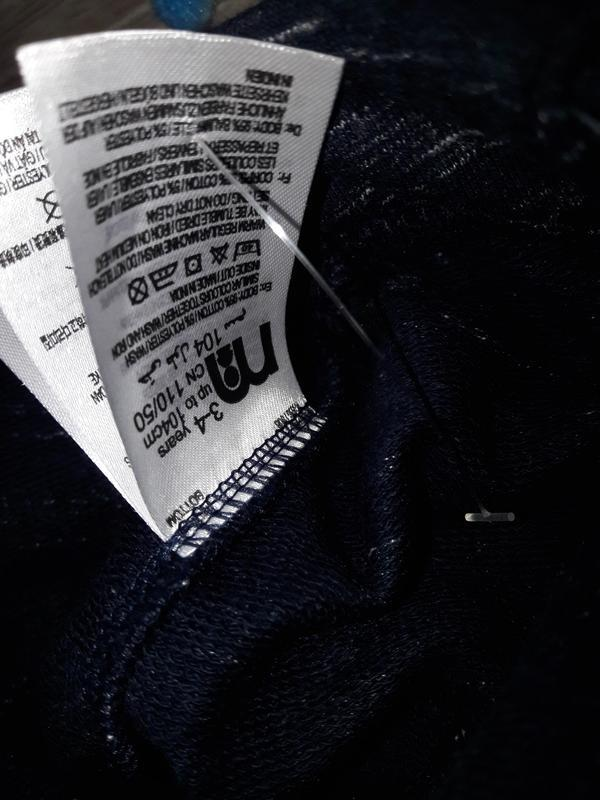 👍mothercare суперовые трикотажные шорты 104 см сток - Фото 2